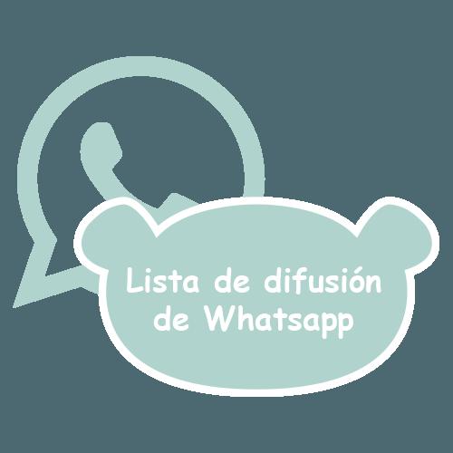 nuestro grupo de redes y whatsapp